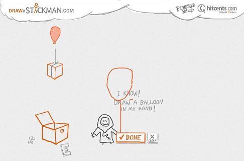 Draw a Balloon