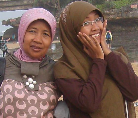 Me n Mom